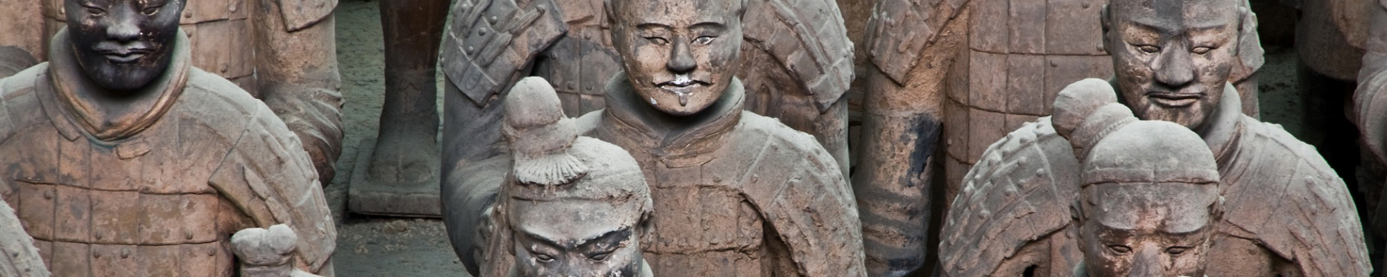 Terracotta Warriors from China